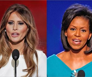 Melania's IQ Vs Michelle's IQ Is Pretty Unnerving