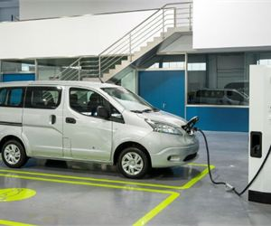 Electric Nissan Evalia Unveiled