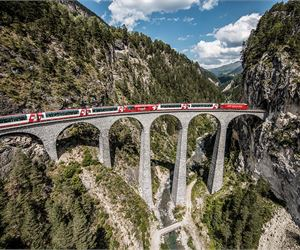 Railbookers Takes You on World's Most Scenic Train Journeys