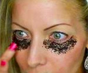 """Watch Her Eye Bags """"Vanish"""" - This Is Jaw Dropping"""