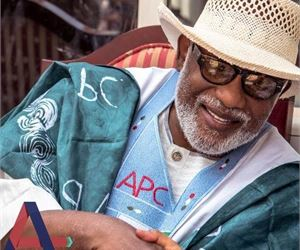 Ondo election: Jimoh Ibrahim allegedly writes Akeredolu, congratulates him in advance (READ)