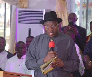 Why I conceded defeat to Buhari in 2015 – Jonathan