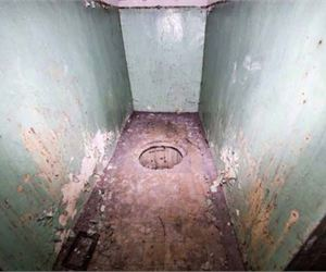 Guy Discovers Trap Door, What He Found Inside Is Awesome