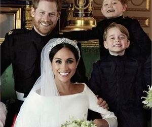 Must See: Meghan Markle and Prince Harry's Sweet Birthday Wish to Prince George