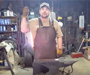 Blacksmith 'Proves' 9/11 Conspiracy Theorists Are 'Moronic'